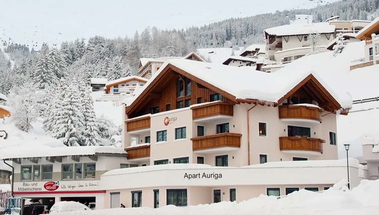 Hotel Auriga Fiss